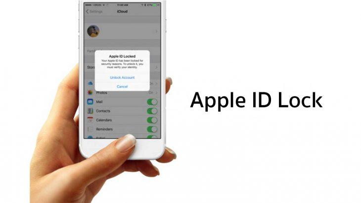 آنلاک اپل آیدی | Unlock Apple ID