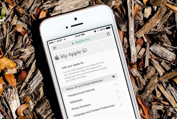 تغییر سوال امنیتی اپل آیدی (Apple ID)